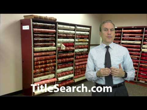 Can you get a free title search? | AFX