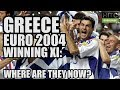 Greeces Euro 2004 Winning XI Where Are They Now
