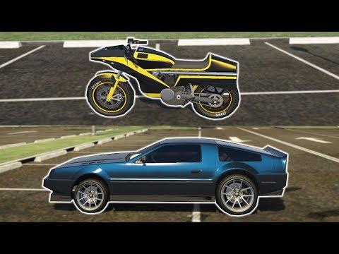 Deluxo Vs Oppressor (GTA Online)