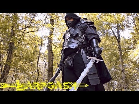 How To Stop A Cloak Hood From Falling Down - Larp Style