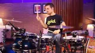 Skrillex & Diplo - To Ü ft. AlunaGeorge - Fabio Vitiello Drum Cover Remix