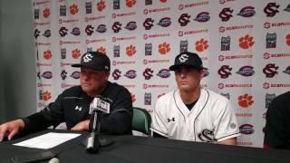 TigerNet.com - Holbrook, players following loss to Clemson
