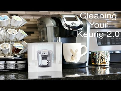 Cleaning Your Keurig 2.0 ☕️
