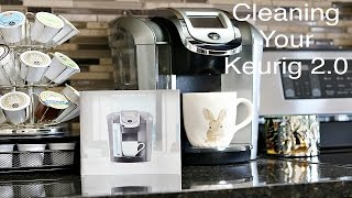 Cleaning Your Keurig 20