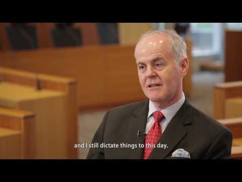 Mr John Budge (1): Advice on legal writing