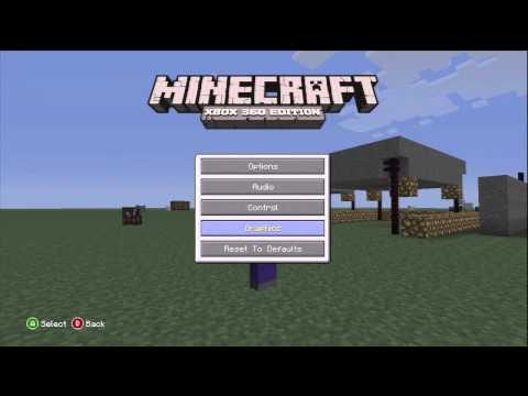 Minecraft Xbox 360 - Title Update 7 New Addition - Custom Skin Animation.