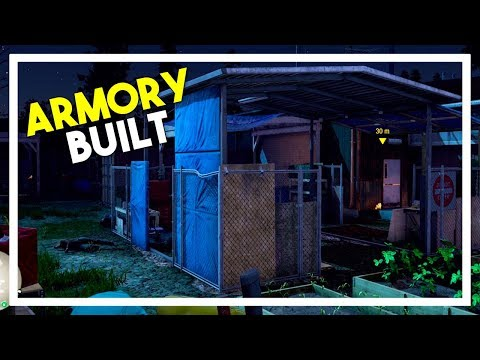 Armory Built and Complete & Warlord Missions Begin! (State of Decay 2 Gameplay #19)