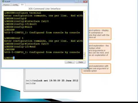 Part-3, Basic Cisco Router and Switch configuration CCNA 200-120 - chapter 2