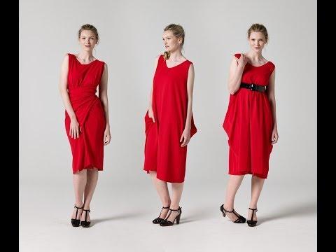 How to Make a Wrap Dress | Teach Me Fashion