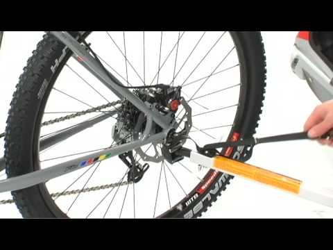 How to install the CTS Bicycle Trailer Kit by Chariot Carriers