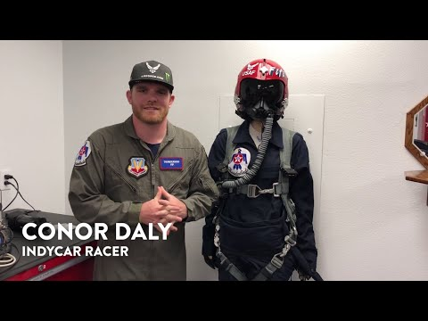 U.S. Air Force: From IndyCar to Air Force Thunderbirds