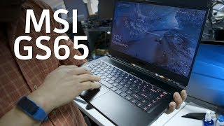 Hands-on with MSI