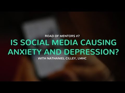 Is Social Media Causing Anxiety and Depression?