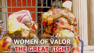 WOMEN OF VALOR(THE DEBTOR) | Homeoflafta comedy
