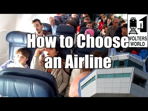 How Do We Choose Airlines - Travel Q&A