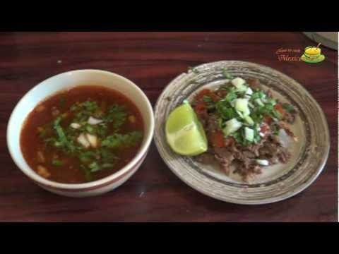 How to cook Birria made with beef meat recipe - My way of making it