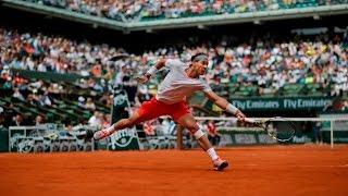 Rafael Nadal Never Give Up