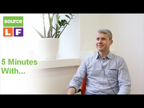 5 minutes with - Chief Strategy Officer Martin Smith - Cake Group