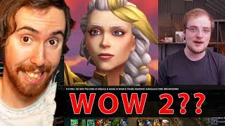 Methodjosh plays classic wow beta for the first time! - Part 1