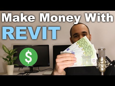 5 Ways to Make Money with Revit (Business of Revit)