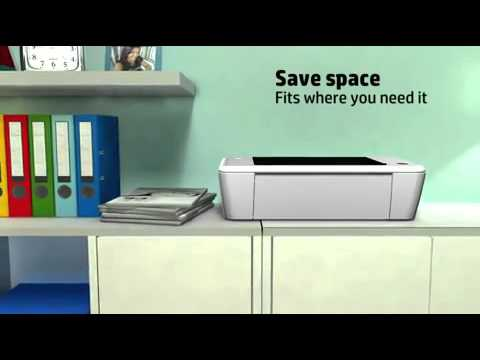 HP Deskjet 1010 Inkjet Printer