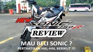 Review Honda Sonic 150r Setelah 4 Bulan Pemakaian - Mesin Cbr 150 R & Cb 150 R