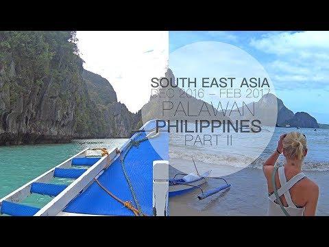 South East Asia Travel Vlog 6 | El Nido, Palawan, Philippines