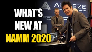 What's New at NAMM 2020 - Warren Huart: Produce Like A Pro