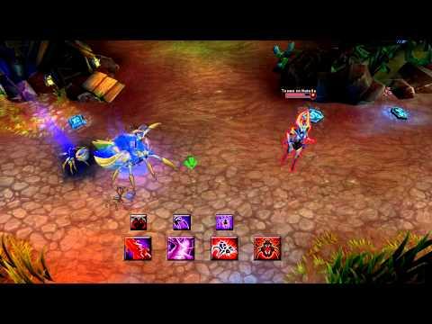Victorious Elise Skin Spotlight - League of Legends