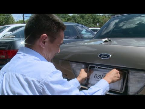 TxDMV halts parts of online paper license plate system amid fraud concerns