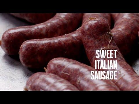 Cooking Game: Sweet Italian Sausage