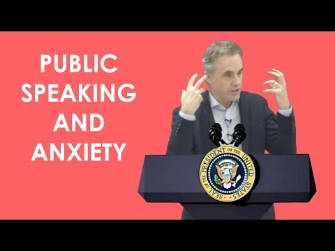 Jordan Peterson: How to Beat Social Anxiety and Fear of Public Speaking
