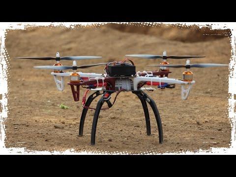 How to make a Quadcopter | Drone
