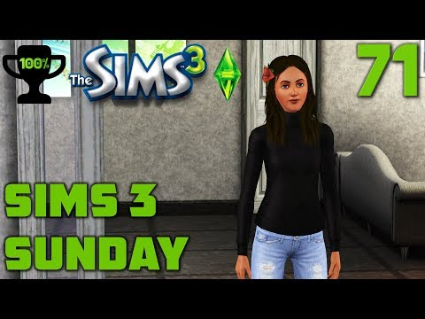 Presenting the Perfect Private Aquarium - Sims Sunday Ep. 71 [Completionist Sims 3 Playthrough]