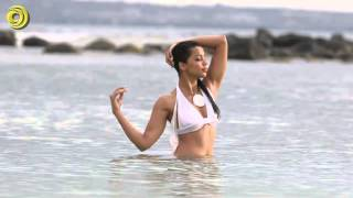 Sexy and Spicy Mugdha Godse in white bikini