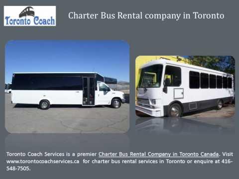 Shuttle Service in Toronto, Toronto Shuttle Bus