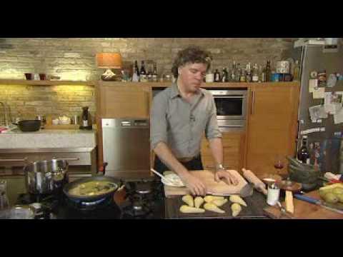 Discover the Origin Recipe - Spiced pear tatin with tawny port