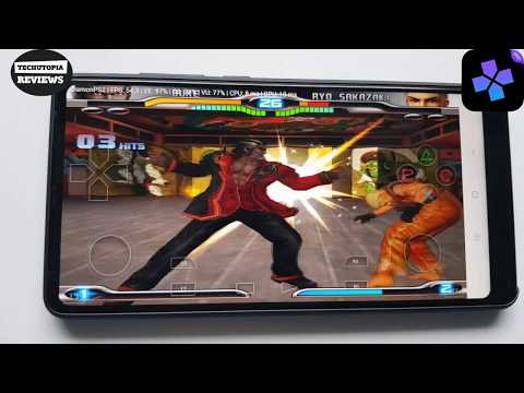 Playing 50 PS2 Games on Android smartphone DamonPS2 Pro Emulator(Gameplay/Smooth/Playable 20-60FPS)