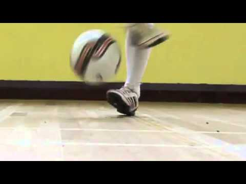 Learn Ronaldinho flick up trick   Football Soccer Skills