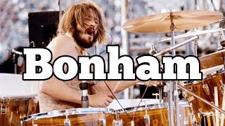 John Bonham: Achieving The Bonham Drum Sound