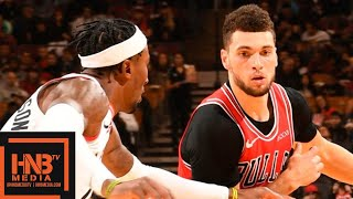 Toronto Raptors vs Chicago Bulls - Full Game Highlights | October 13, 2019 NBA Preseason