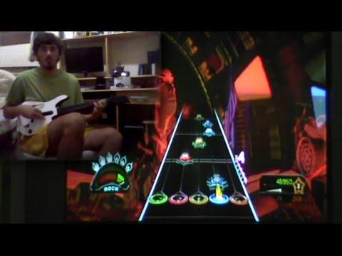 Ring of Fire Guitar Hero 100% Expert