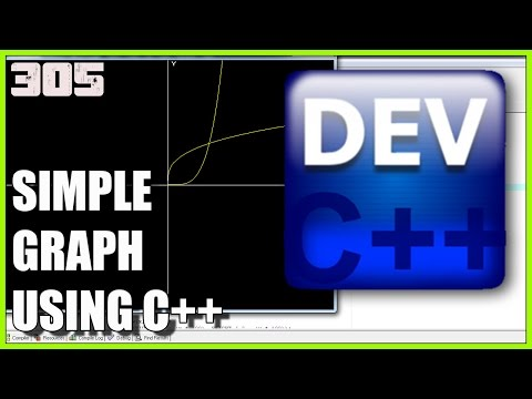 C++ Programming How to draw graph using graphics.h