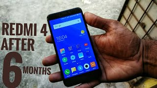 Redmi 4 After 6 Months Of Rough Usage || Quick Review With Pros and Cons!