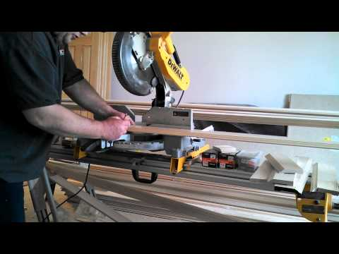 Bill Crist.    How to cope baseboard perfectly