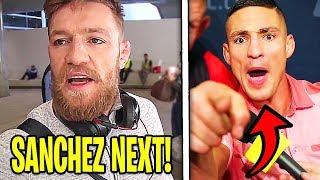 Conor McGregor REVEALS his next UFC opponent, Jon Jones going to WWE, Donald Cerrone