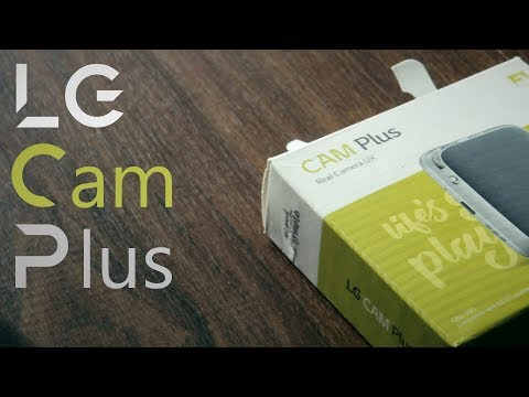 LG Cam Plus Review - The G5 doesn't have many friends...