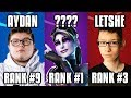 Download  Ranking The Best Controller Players In The World! - Fortnite Battle Royale MP3,3GP,MP4