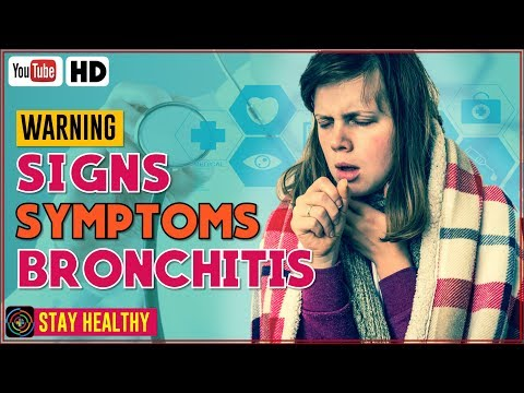 Signs and Symptoms of Bronchitis You Should Know