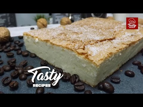 Egg-white Cake | Bica of Laza | Spanish dessert
